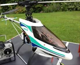 Kyoshio nexus nitro helicopter