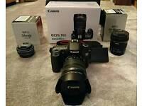 Canon 70D + lenses