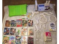 Massive Nintendo Wii Bundle
