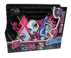 Monster High Carry and Go Jigsaw Puzzle in Bags
