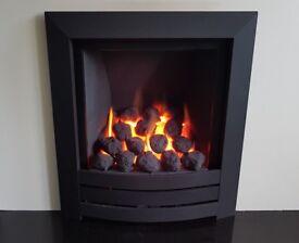 Kinder Black Magic 3.3 KW Inset Gas Fire