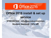 Microsoft Office 2016!! Install & Set-up
