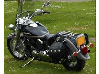 Yamaha XVS650A Dragstar Classic - Fully Loaded Package - 1 owner from new - Many Yamaha Extras