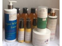 Pure Herbal Skin Care Beauty Products