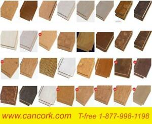 Cork Flooring = Reducing Noise, Acoustics, Soundproof, Sound Reduction, Sound Deadening meet HOA requirement