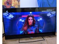 "PHILIPS 50"" 4K UHD SLIM LED TV"