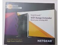 NETGEAR EX7000 1900 Mbps 10/100 Wireless AC Router (EX7000100UKS) FAST N FREE SHIPPING
