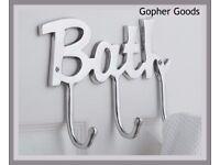 Bath Hooks, New