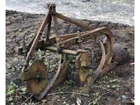 Ferguson 2 Furrow Plough - £150