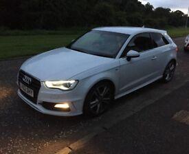 Audi A3 2.0l tdi S-line