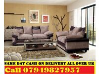 Mishal D-I-N-O_N3 AND 2 SEATER SOFA SUITE or CORNER SOFA CHEAP PRICE ORDER NOW