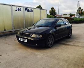Audi A3 1.8t 51 £2600