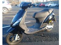 ORIGINAL PIAGGIO ZIP 50cc 2 STROKE - IN EXCELLENT STANDARD CONDITION