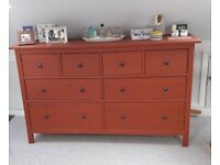 SPACIOUS IKEA CHEST OF DRAWERS