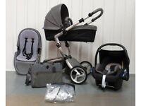 Mima Xari Stroller Cool Grey