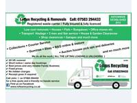 Van man Loftus recycling & removals