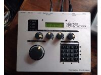 Elektron SID station (orginal silver version in excellent condition)