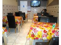 PREMIUM REDUCED! SUPER A3 RESTAURANT IN PRIME BUSY MAIN ROAD NEAR TUBE, BUSES & HUGE COLLEGE