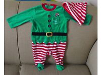 Christmas Elf outfit 6-9 months