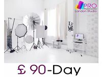 Photo/Photographer/Photography Studio For Hire in London
