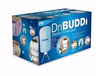 JML Dri Buddi 1200w airdryer will dry 18 items at one time and cost 9p an hour to run.