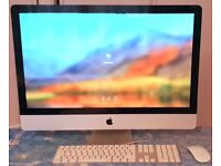 Apple iMac 27 inch, Mid 2011 in excellent working condition