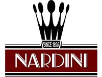 EXPERIENCED WAITING/FRONT OF HOUSE STAFF FOR BUSY NARDINI'S CAFE IN GLASGOW