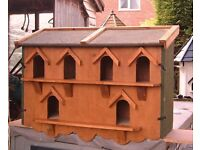 wall mounted dovecote unused