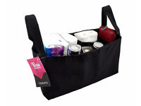 Periea Baby Bag Organiser - Nappies & Bottle Bag - Ideal baby companion - Free P&P