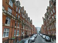 2 bedroom flat in Montagu Mansions, Marylebone