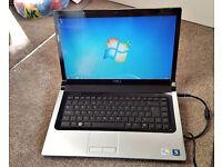 Dell Studio 15 Laptop, 4gb ram, 500gb hdd, webcam