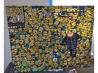 Minions hand paint one of a kind