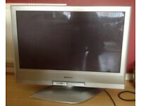 Large flat screen Panasonic Tv - full working order - Free.