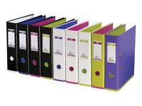 Various ELBA Folders