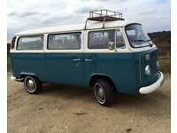 1979 T2 VW Bay Camper LHD