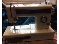 Vintage Frister Rossmann Beaver 5 Sewing Machine