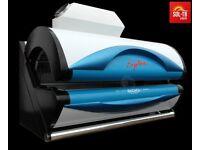 SUNBED ERGOLINE 600 CLASSIC MP-3 BREEZE LED