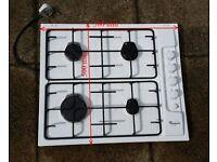 Whirlpool Gas Hob - (White) Used!