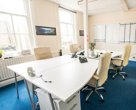 Modern Private Office for 4-6 In Heart of Bromley (Inc Broadband)