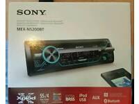 Sony Stereo MEX-N5200BT