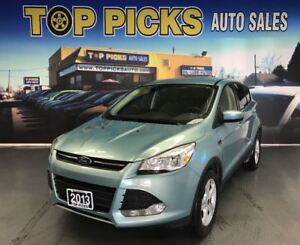 2013 Ford Escape SE, AWD, ALLOY WHEELS, LOW LOW MILEAGE!