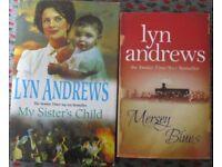 Lyn Andrews books