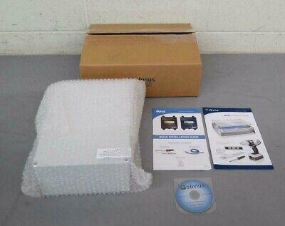 Obvius Energy A8810-nema Acquisuite Steel Enclosure Box Satisfaction Guaranteed