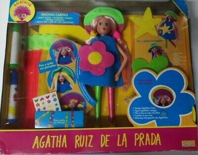 Agatha Ruiz de la Prada - Muchas Caritas [Caja Dañada] - NUEVO