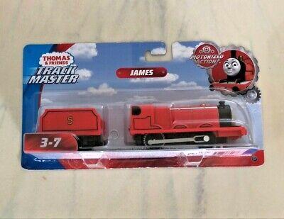 Thomas Tank Engine Trackmaster Motorized James