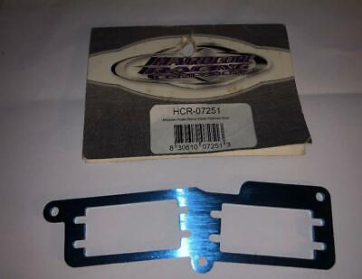 Hardcore Racing # HCR-01182 ~ Green Titanium Front Hinge Pin Brace for RS4 Super