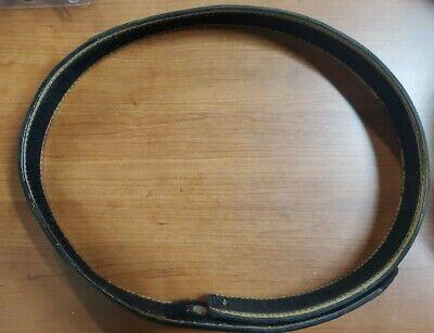 Safariland Model 94 Buckless Duty Belt Size 36 Mdl94 Hook Lined Police Belt