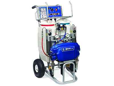 Graco Reactor E-10 - Coating - Spray Foam - Joint Fill Machine - Package Ap9570