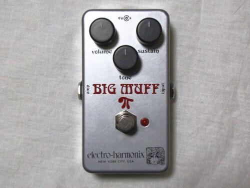 Used Electro-Harmonix EHX Nano Rams Head Big Muff Pi Distortion Pedal