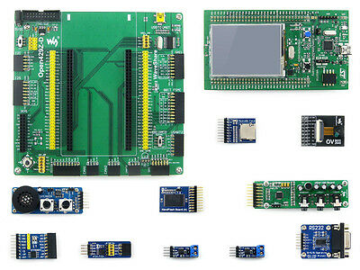Stm32 Development Board Arm Cortex-m4 32f429idiscovery Stm32f429z 12 Kits